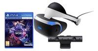 PlayStation VR + VR Worlds + Caméra