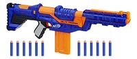 Nerf blaster Elite Delta Trooper-commercieel beeld