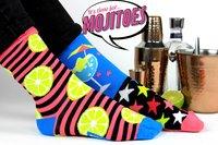 United Odd Socks Mojitoes 6 sokken maat 37-42-Afbeelding 1