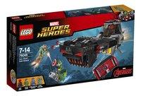LEGO Super Heroes 76048 Iron Skull duikbootaanval-Vooraanzicht