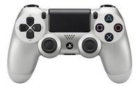Sony manette sans fil PS4 Dualshock 4 V2 argenté