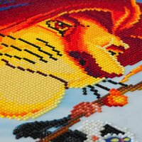 Craft Buddy Crystal Art Kit Disney - The Lion King Medley-Détail de l'article