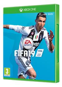 Xbox One FIFA 19 FR/NL-Côté droit