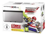 Nintendo 3DS XL console + Mario Kart 7  NL/FR pre-installed