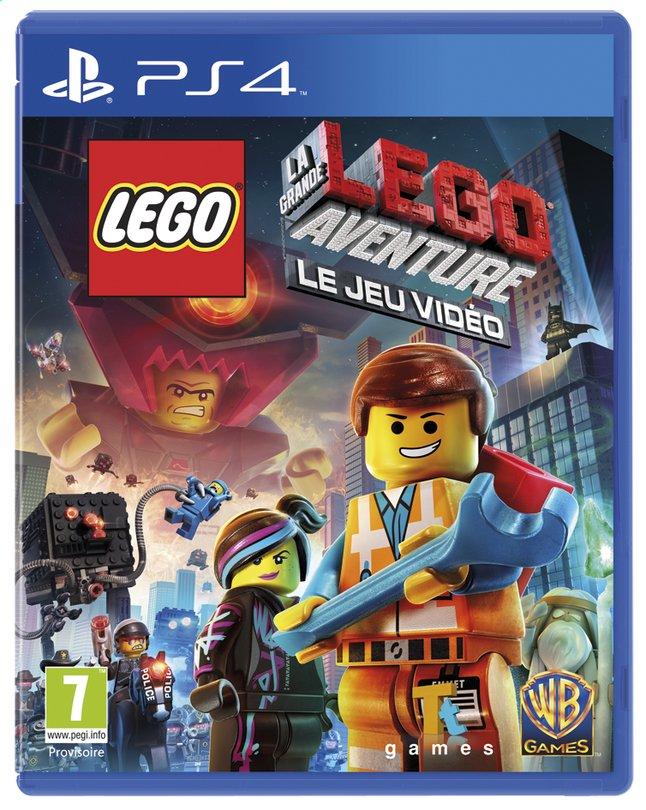 Image pour PS4 LEGO : La Grande Aventure - Le jeu FR/ANG à partir de DreamLand