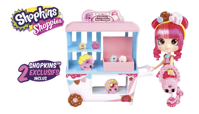 Image pour Shopkins set de jeu Shoppies Donatina's Donut Delights à partir de DreamLand