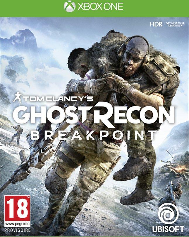 Image pour Xbox One Tom Clancy's Ghost Recon Breakpoint FR/ANG à partir de DreamLand