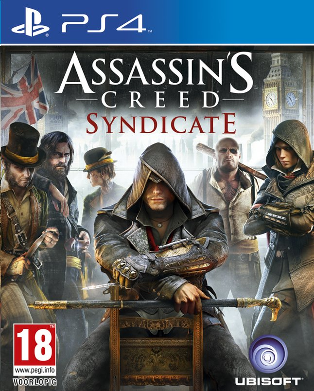 Afbeelding van PS4 Assassin's Creed: Syndicate ENG/FR from DreamLand