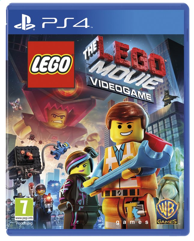 Afbeelding van PS4 LEGO: The LEGO Movie Videogame ENG/FR from DreamLand