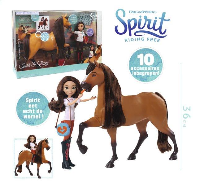 Afbeelding van Speelset Spirit Deluxe Spirit & Lucky from DreamLand