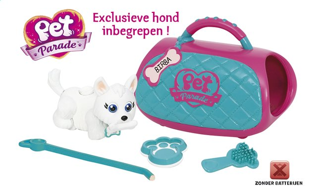 Afbeelding van Speelset Pet Parade Carry Kit from DreamLand