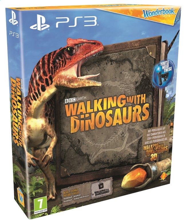 Afbeelding van PS3 Wonderbook: Walking with Dinosaurs ENG/FR from DreamLand