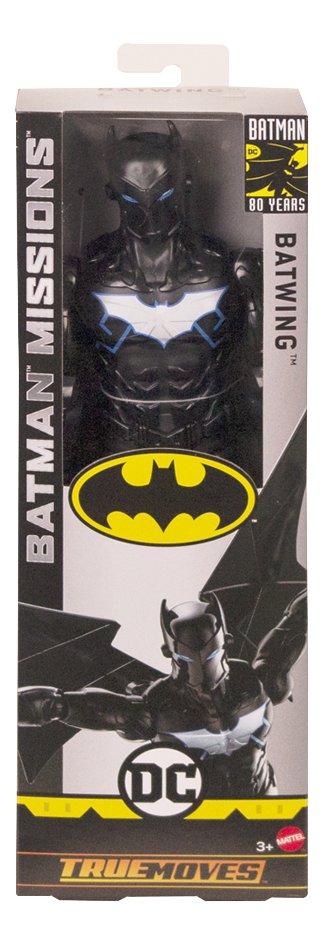 Afbeelding van Batman actiefiguur Basic Batman Batwing from DreamLand