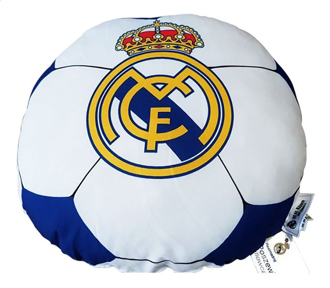 Rond kussen Real Madrid