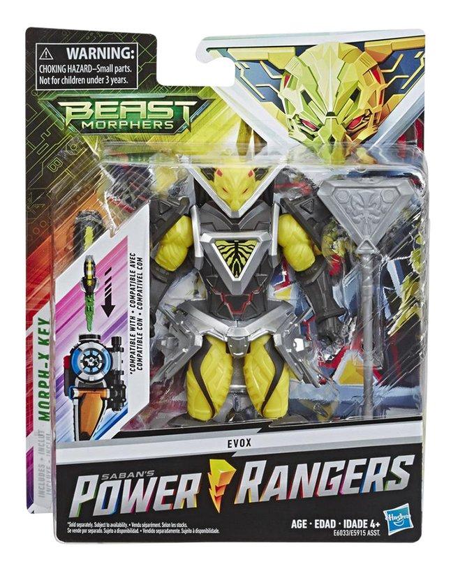 Afbeelding van Actiefiguur Power Rangers Beast Morphers - Evox from DreamLand