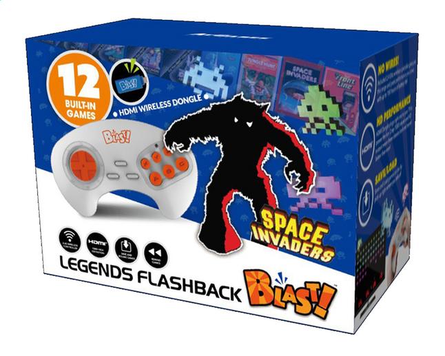 Image pour Console Retro Legends Flashback Blast! à partir de DreamLand
