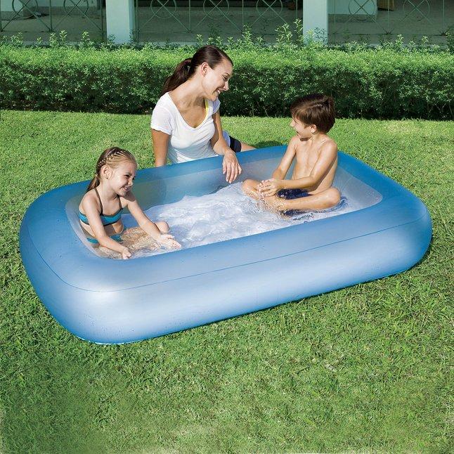 Image pour Bestway piscine pour bébé Aquababes bleu à partir de DreamLand