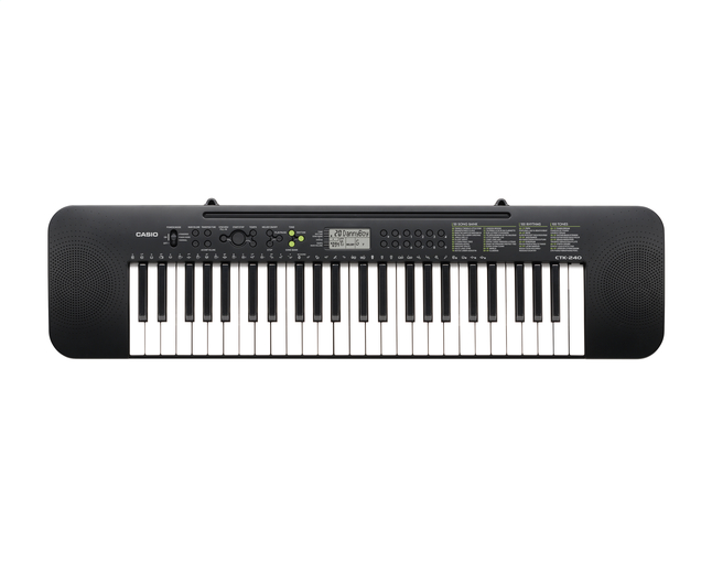 Afbeelding van Casio keyboard CTK-240 from DreamLand