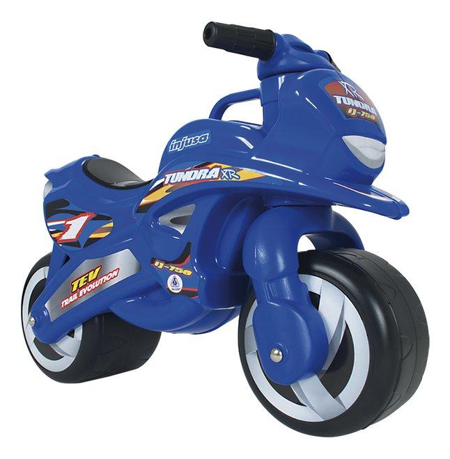 Afbeelding van Loopfiets moto Tundra blauw from DreamLand