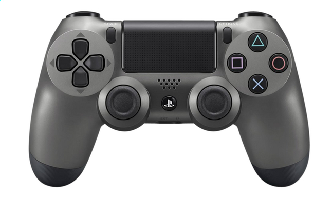 Image pour PS4 manette DualShock Wireless Steel Black à partir de DreamLand