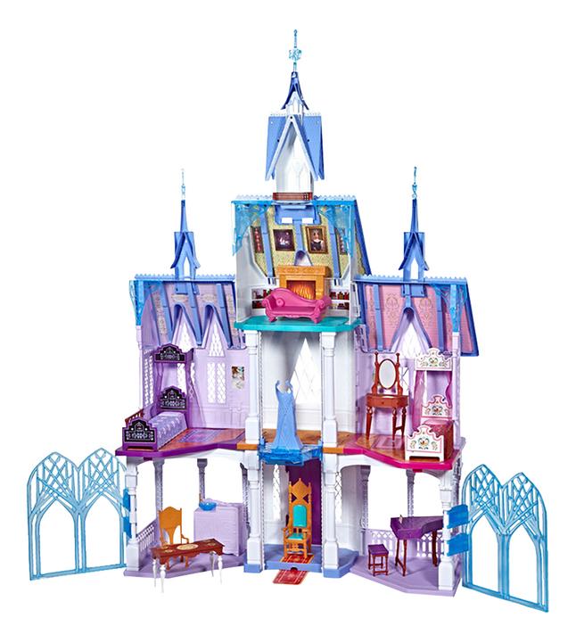 Image pour Disney La Reine des Neiges II L'extraordinaire château d'Arendelle - H 152 cm à partir de DreamLand