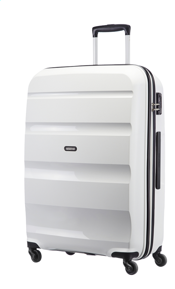 Afbeelding van American Tourister Harde reistrolley Bon Air Spinner white from DreamLand