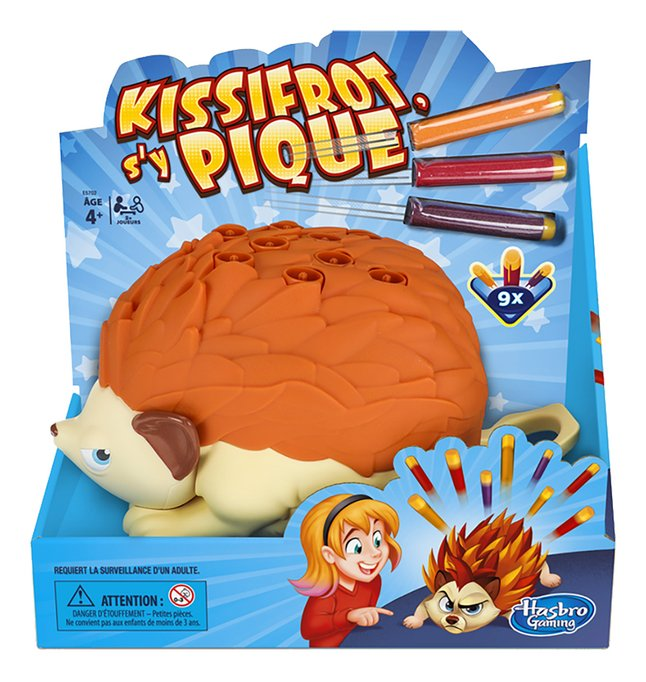 Kissiefrot, s'y pique
