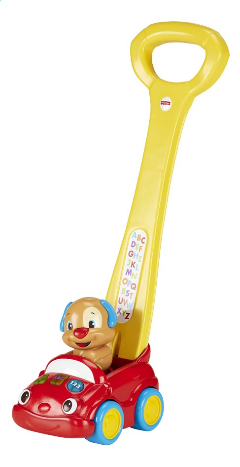 Image pour Fisher-Price Laugh & Learn Puppy's Smart Stages Push Car NL à partir de DreamLand
