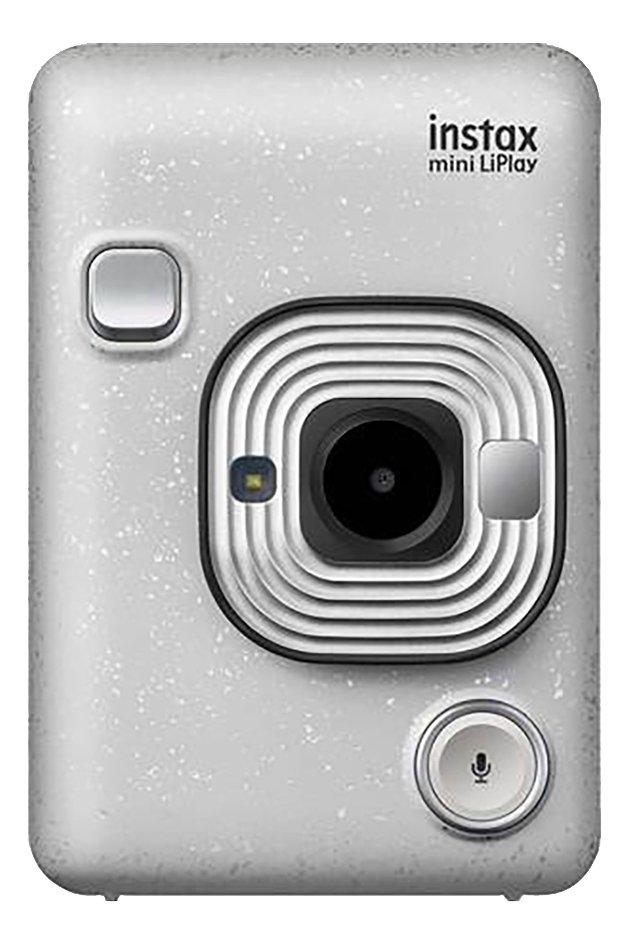 Fujifilm appareil photo instax mini LiPlay Stone White
