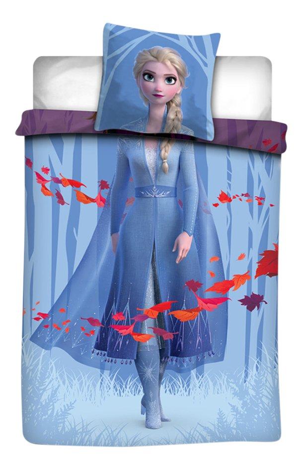 Afbeelding van Dekbedovertrek Disney Frozen 2 Body omkeerbaar katoen B 140 x L 200 cm from DreamLand