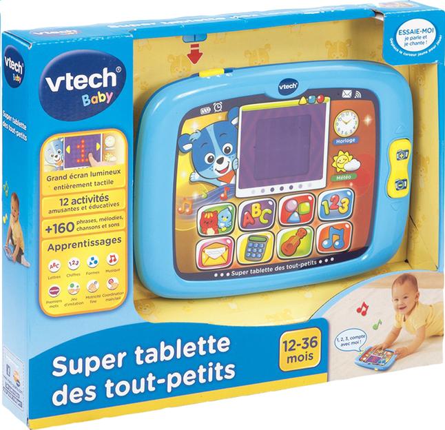 Afbeelding van VTech Super tablette des tout-petits Nino bleu from DreamLand