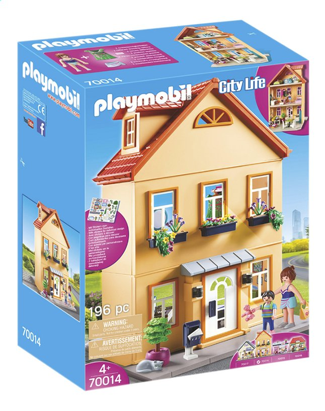 Image pour PLAYMOBIL City Life 70014 Maison de ville à partir de DreamLand