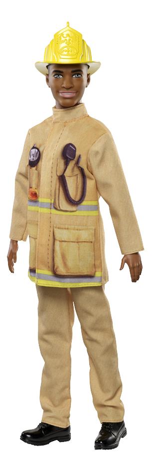 Barbie mannequinpop Careers Ken Brandweer