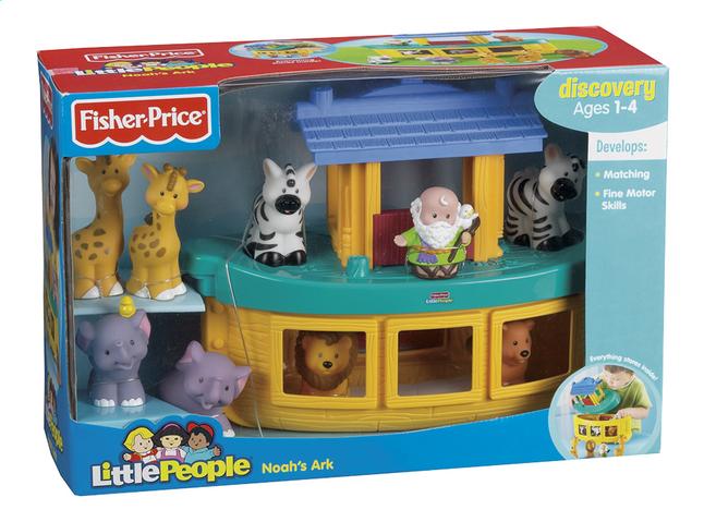 Afbeelding van Fisher-Price Little People speelset Noah's Ark from DreamLand