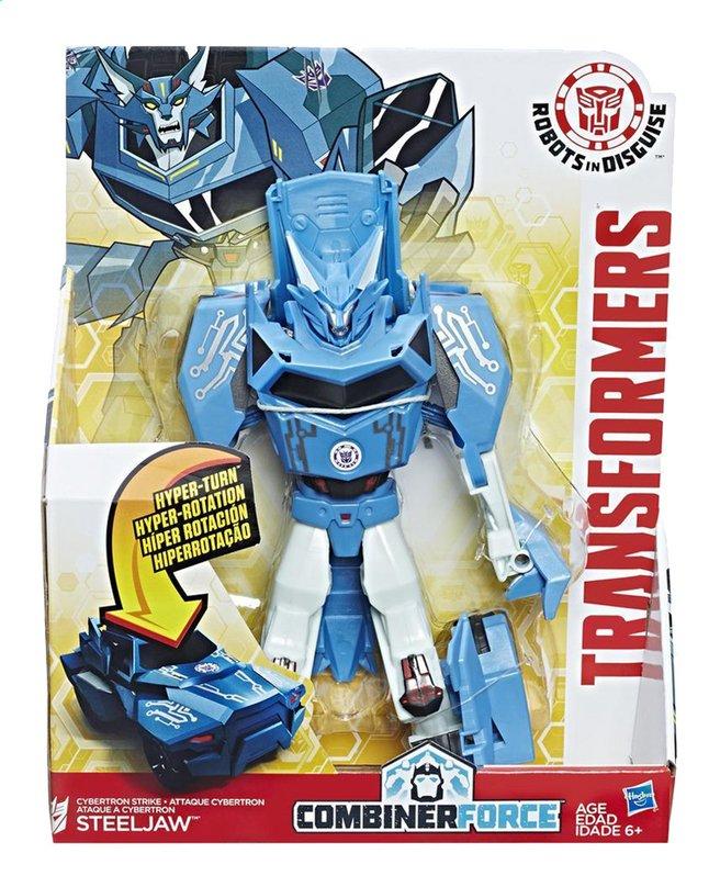 Transformers Combiner Force RID Hyperchange Steeljaw