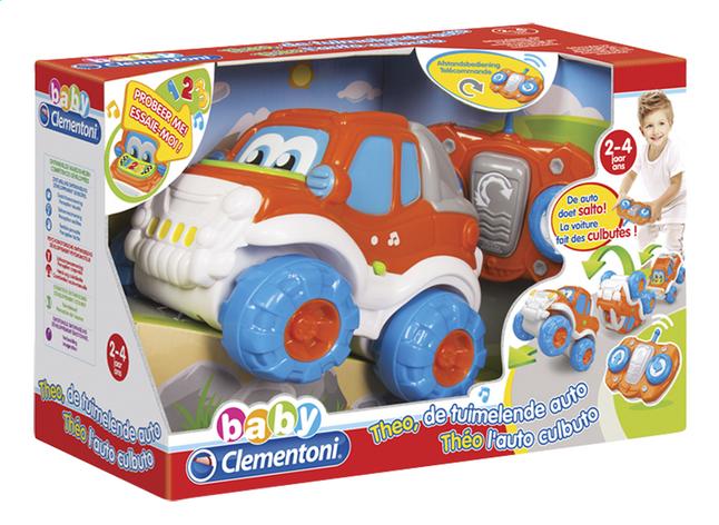 Afbeelding van Clementoni auto RC Theo de tuimelende auto from DreamLand