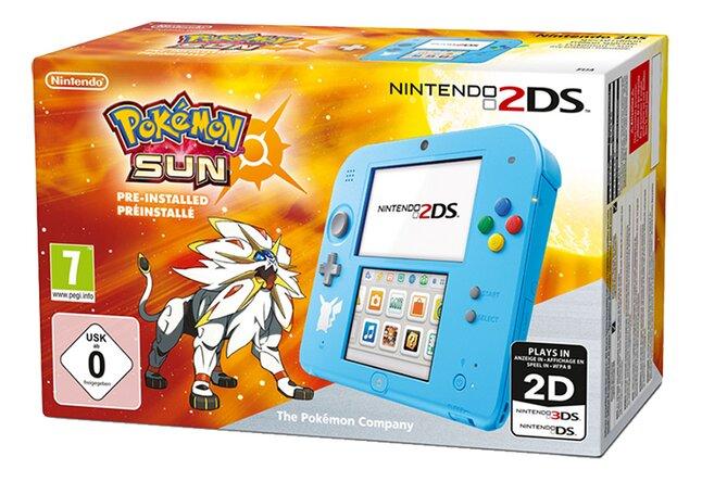 Afbeelding van Nintendo 2DS Console + Pokémon Sun pre-installed from DreamLand