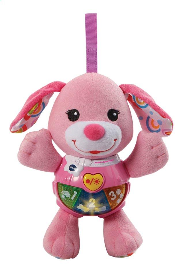 Afbeelding van VTech Baby Knuffel & Speel Puppy roze from DreamLand