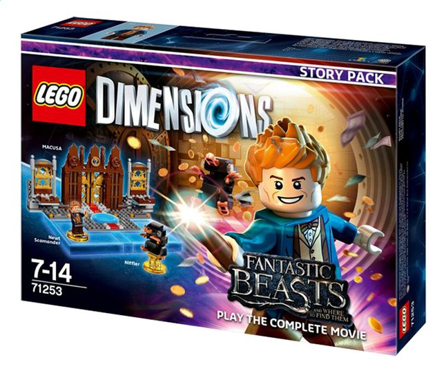 Afbeelding van LEGO Figuur Lego Dimensions Story Pack Fantastic Beasts and Where to Find Them from DreamLand