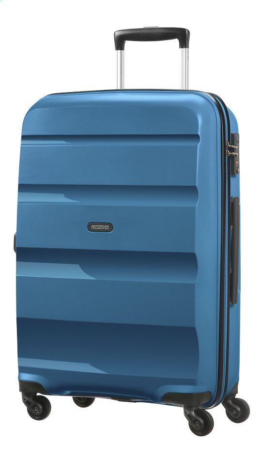 Afbeelding van American Tourister Harde reistrolley Bon Air Spinner seaport blue from DreamLand