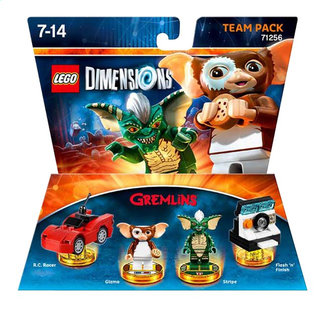 Afbeelding van LEGO Dimensions Team Pack Gremlins from DreamLand