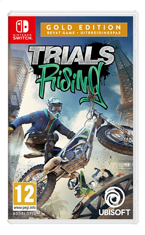 Afbeelding van Nintendo Switch Trials Rising Gold Edition ENG/FR from DreamLand