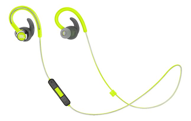 Afbeelding van JBL Bluetooth oortelefoon Reflect Contour 2 lime/zwart from DreamLand