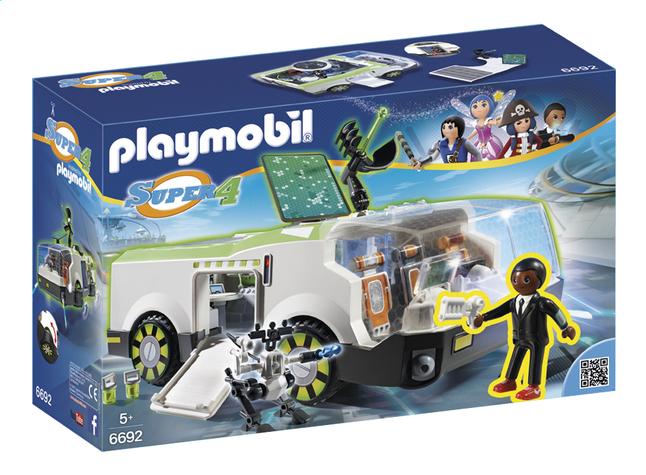 Afbeelding van Playmobil Super 4 6692 Kameleon met Gene from DreamLand