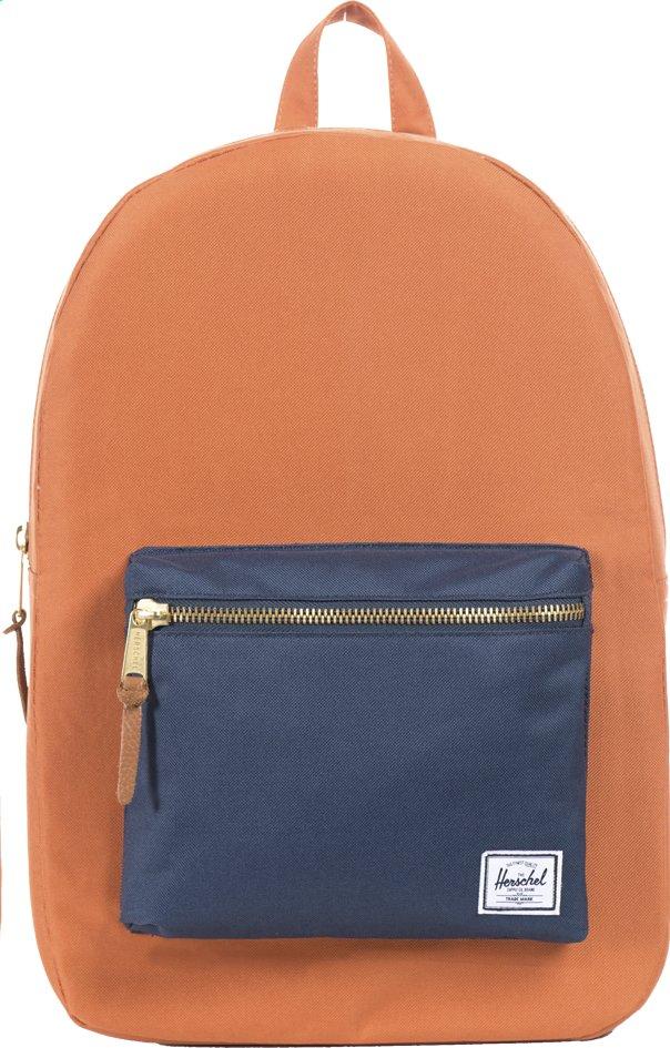 Image pour Herschel sac à dos Settlement Carrot/Navy à partir de DreamLand