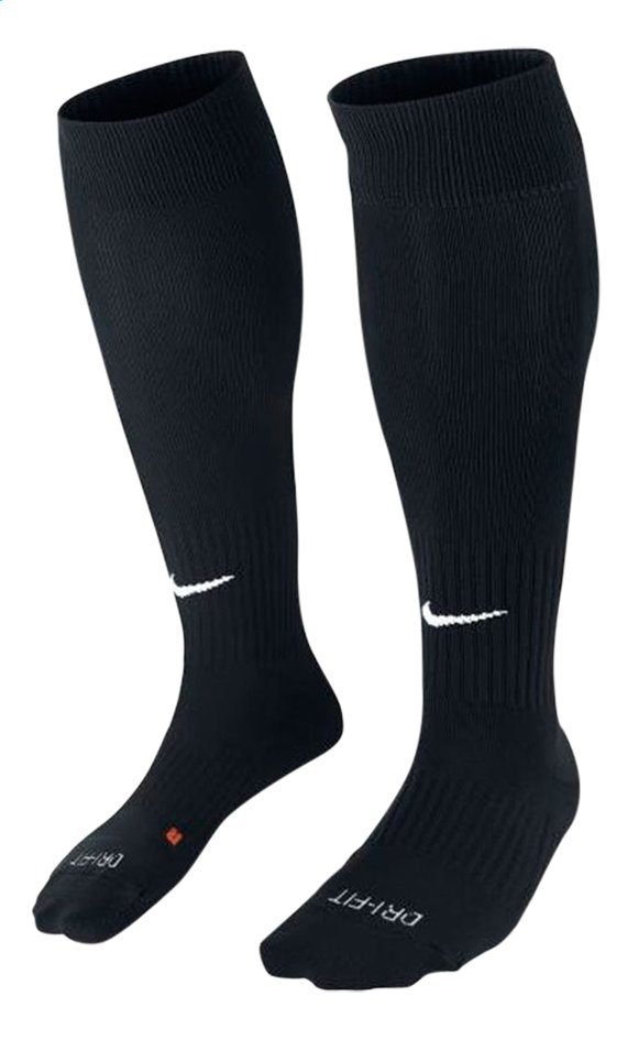 Afbeelding van Nike voetbalkousen Classic Dri-FIT voetbal zwart from DreamLand