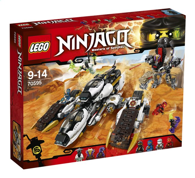 Afbeelding van LEGO Ninjago 70595 Ultra stealth raider from DreamLand