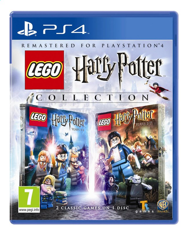 PS4 LEGO Harry Potter 1-7 Collection FR/ANG