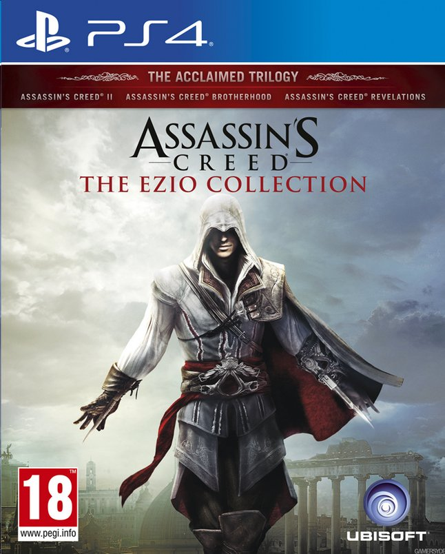Afbeelding van PS4 Assassin's Creed: The Ezio Collection ENG/FR from DreamLand