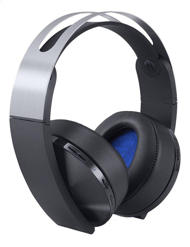 Image pour PS4 casque wireless platinium à partir de DreamLand